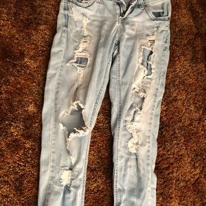 Pacsun ripped jeans